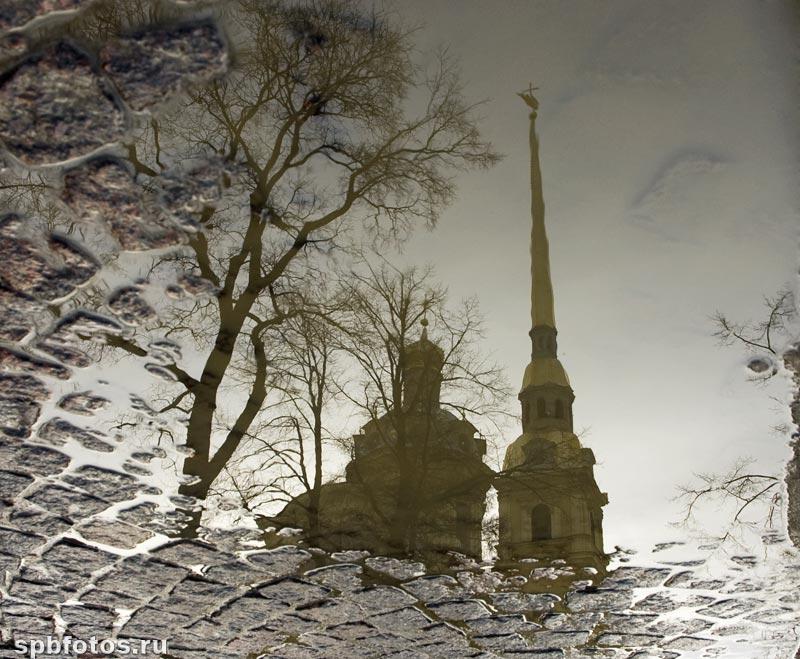 Собор Петра и Павла. Фото Петербурга
